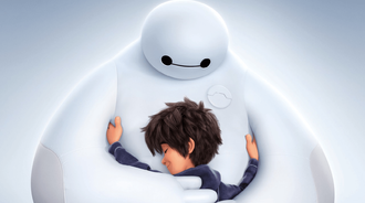 Big hero 6 HD images .