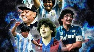 Diego Maradona wallpaper 2