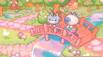 Animal Crossing- Pastel Colors