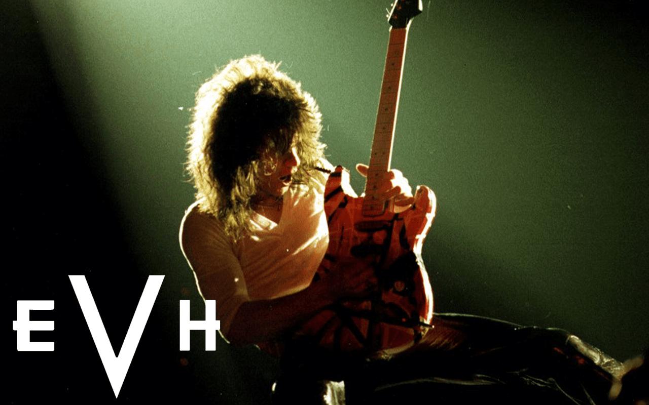 Van Halen wall by damndirtyape on DeviantArt
