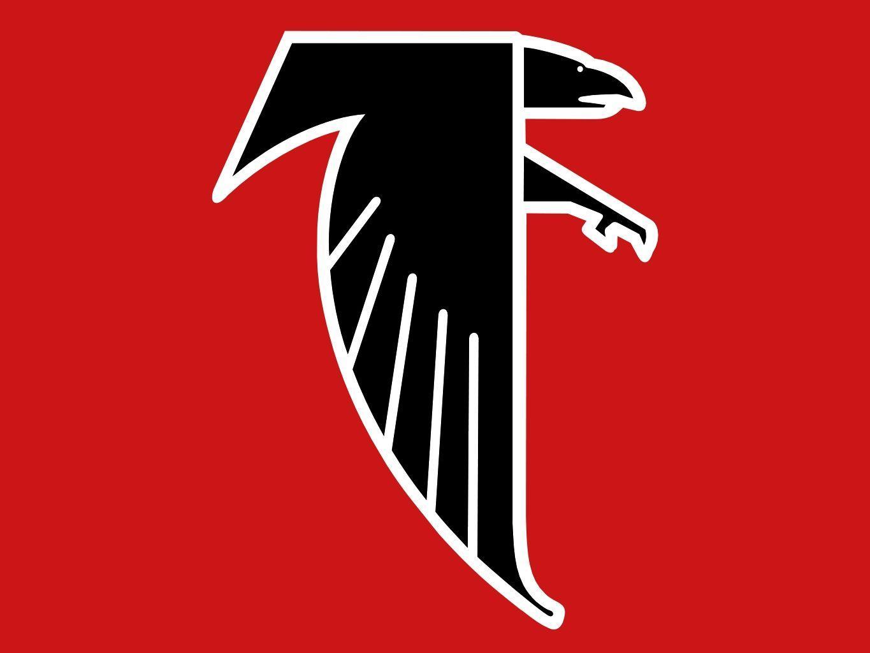 Falcons Logo Atlanta Falcons Deskto...