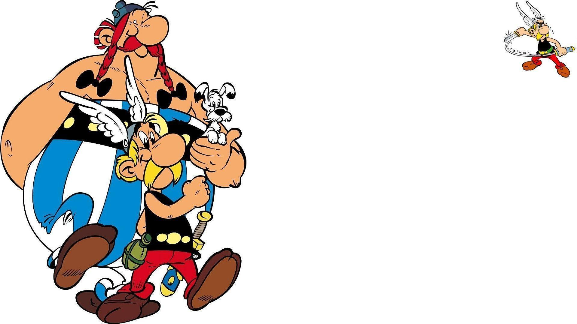 Citaten Asterix En Obelix : Asterix wallpapers wallpaper cave