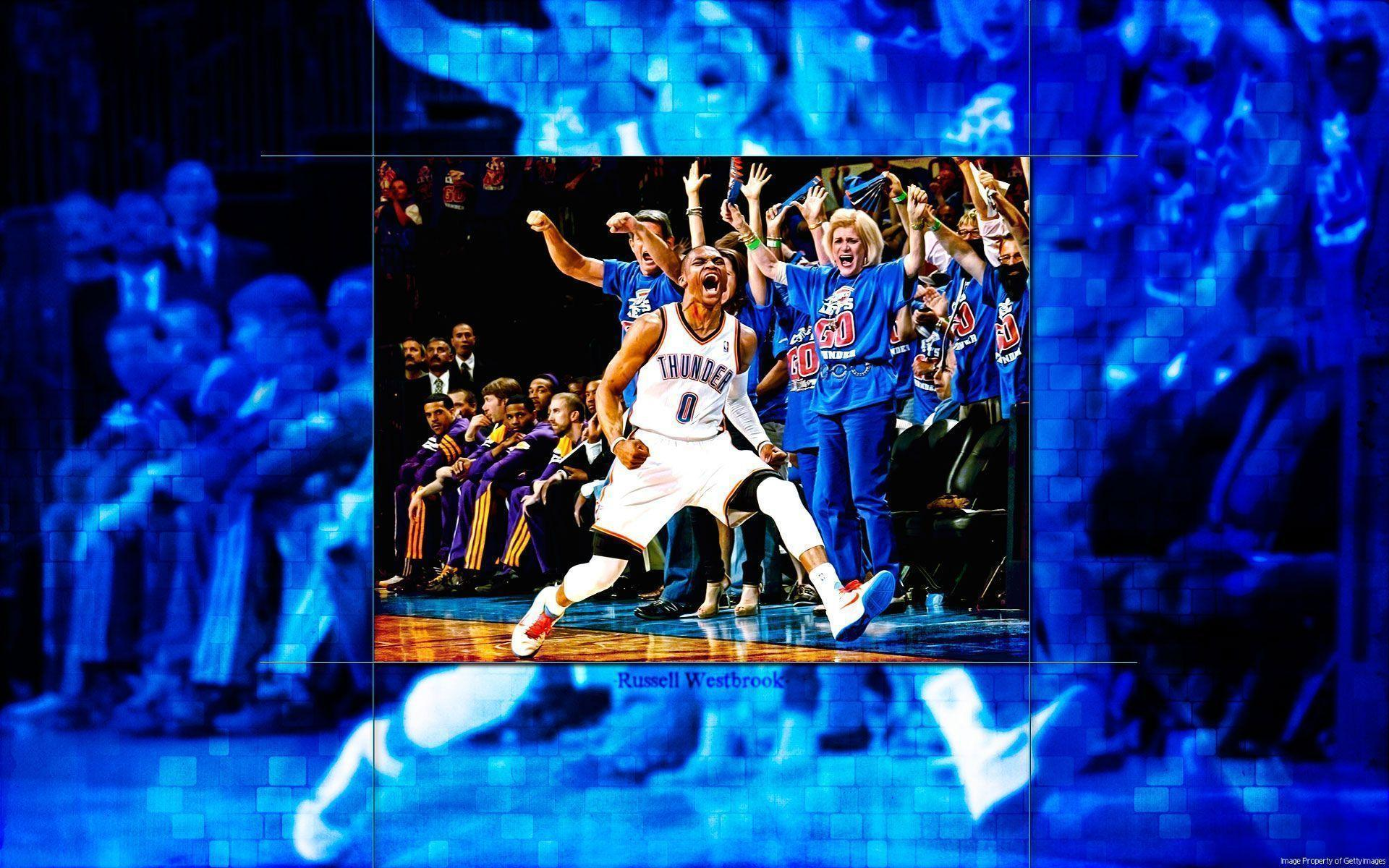 kevin durant and russell westbrook 2015 wallpapers