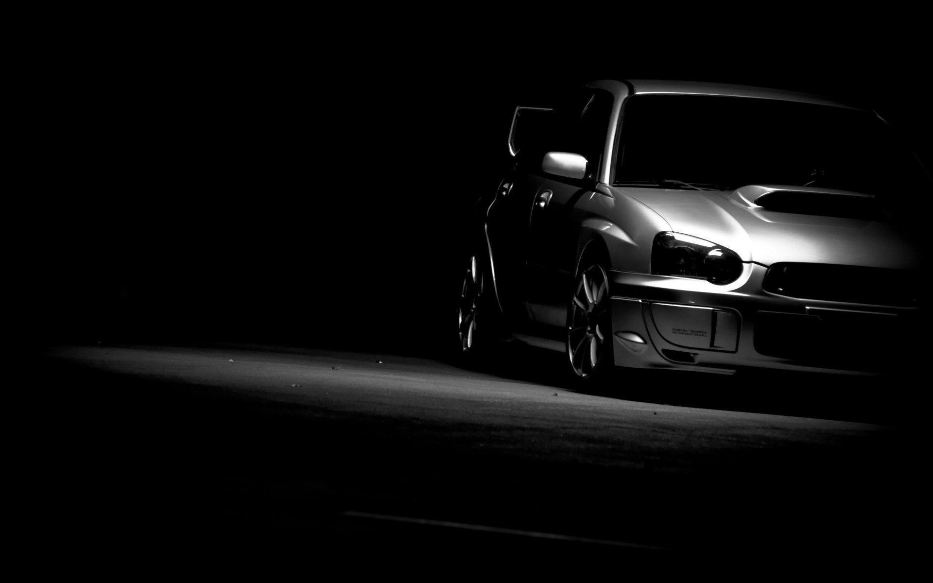 Subaru Impreza Wrx Sti Wallpapers Wallpaper Cave
