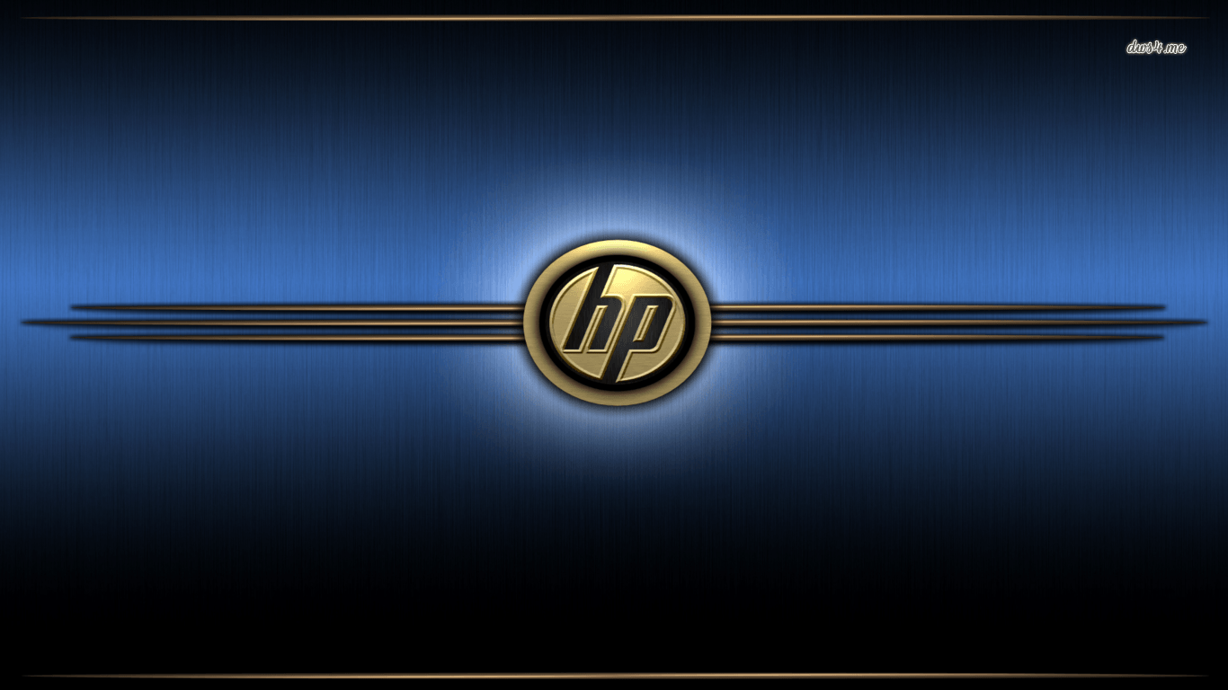Hp logo wallpapers