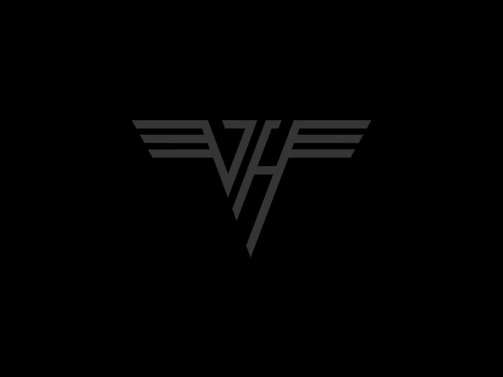 Van Halen logo and wallpapers