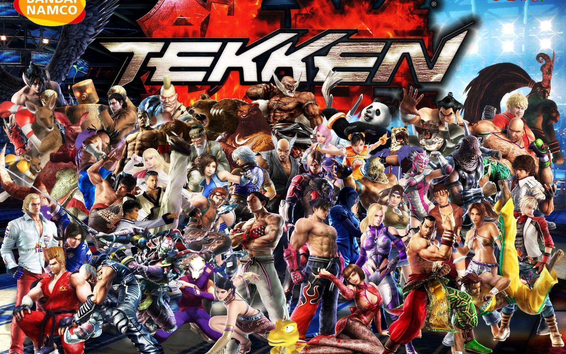 wallpapers for tekken 7 wallpapers free download