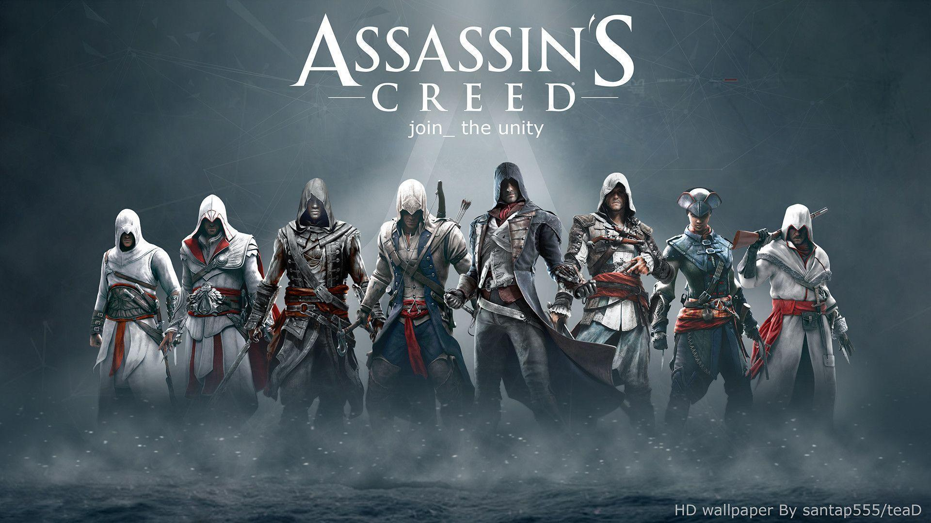 Assassins Creed: boxset design: back cover 2 by GingerJMEZ on ...