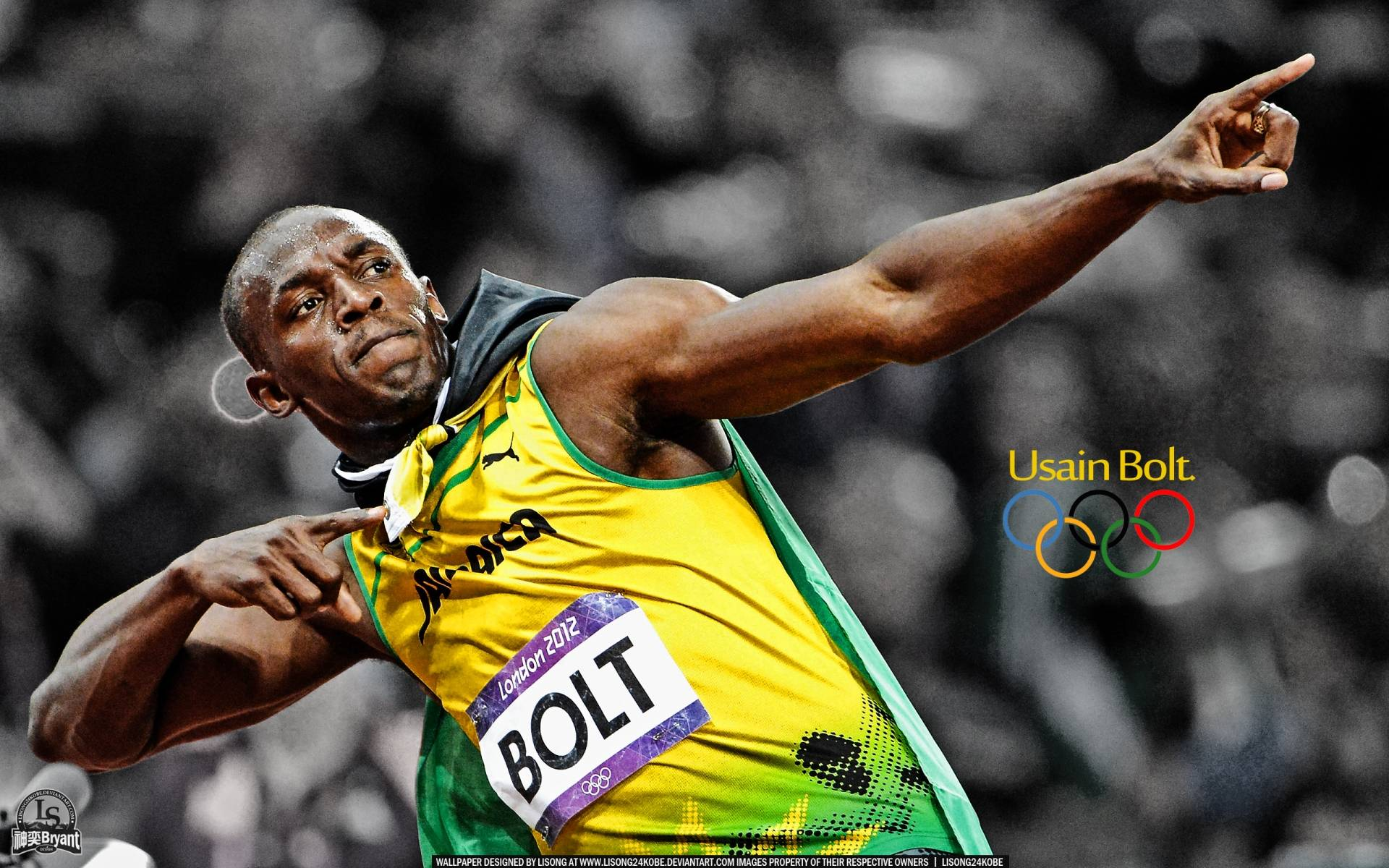 10 Usain Bolt Wallpapers | Usain Bolt Backgrounds