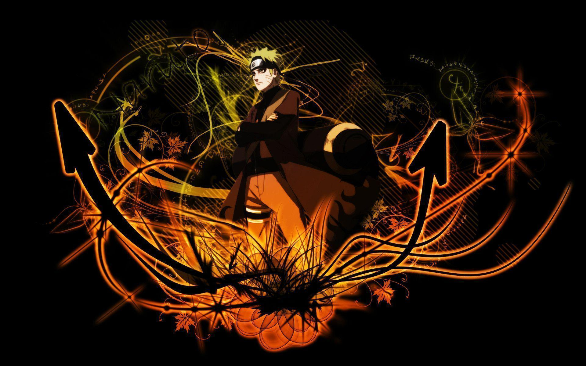naruto sage mode widescreen desktop wallpaper hd wallpapers