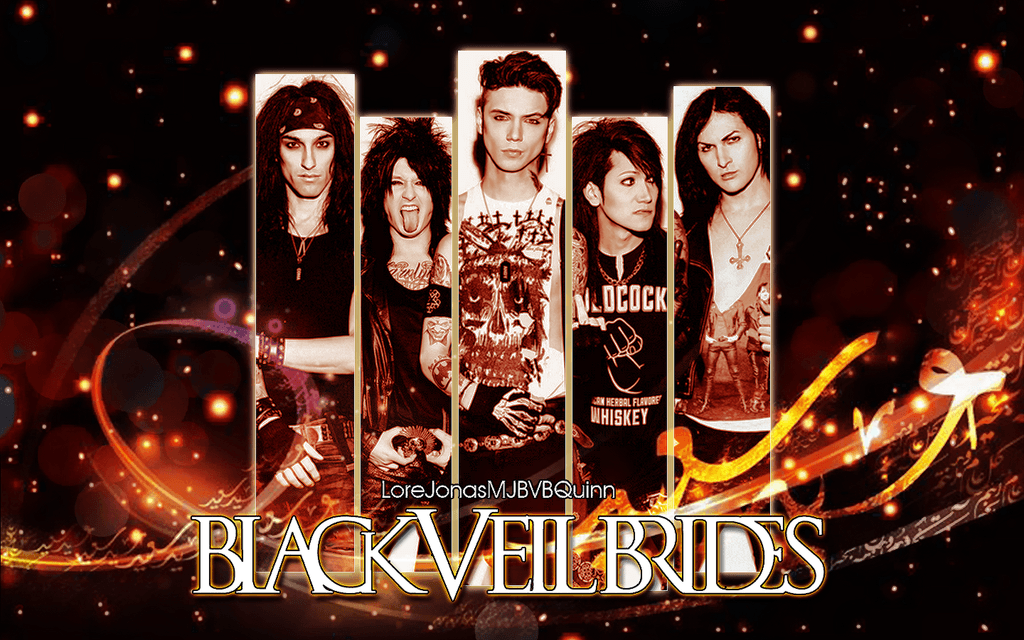 Black Veil Brides favourites by Dark-Macky483 on DeviantArt ...