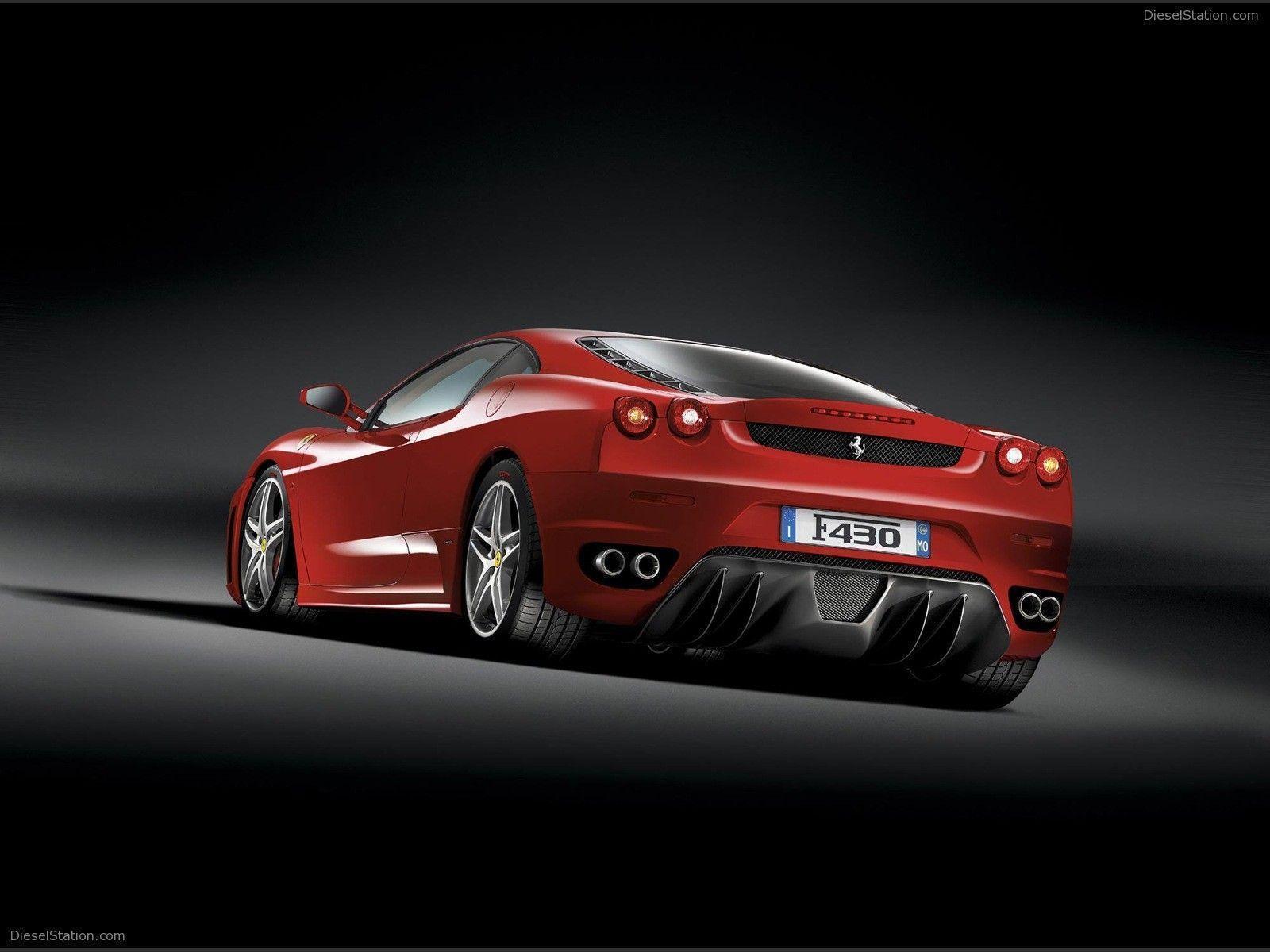 View Ferrari F430 Nature Wallpaper  Pics