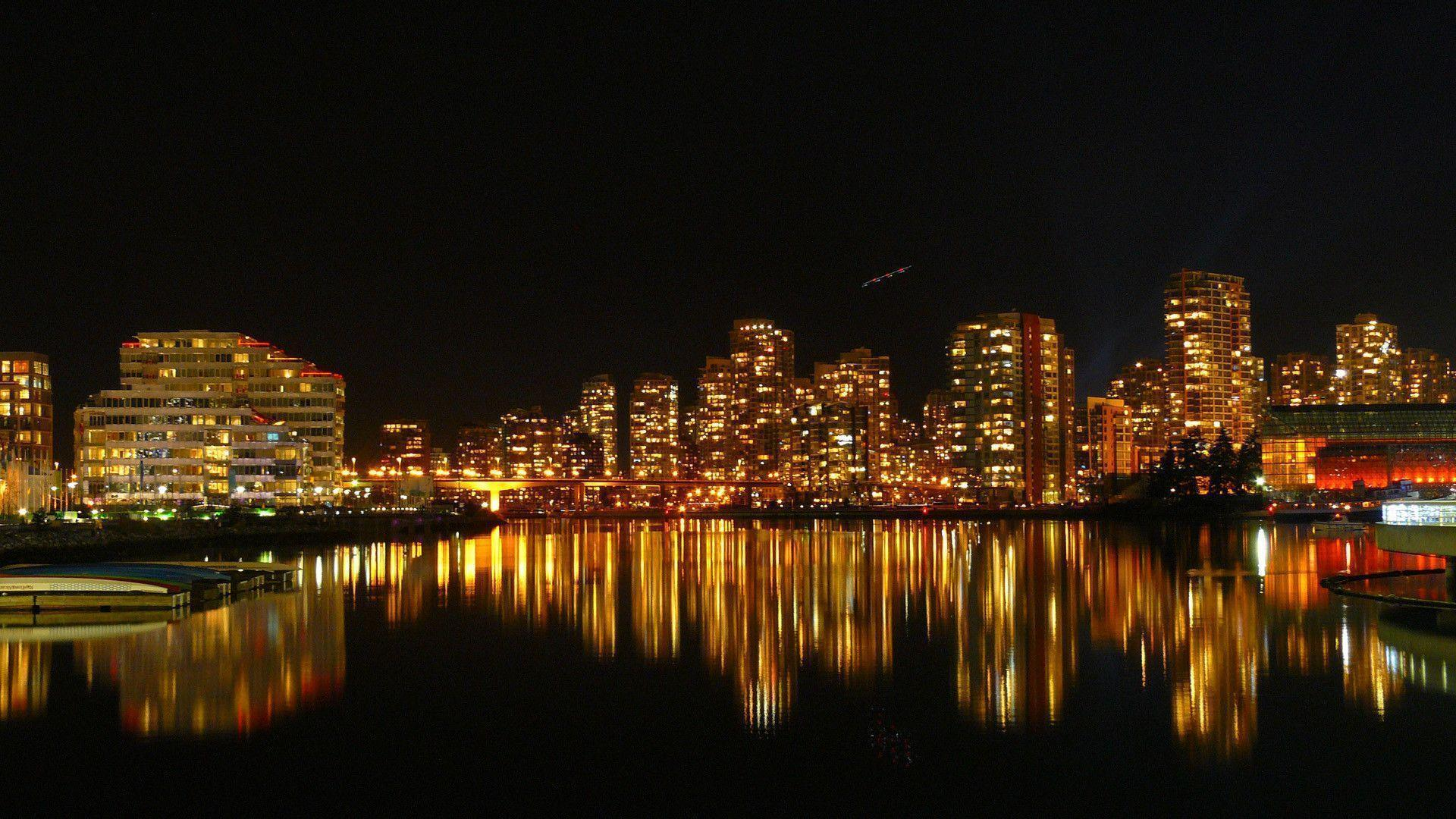 Vancouver Bay 1920x1080 wallpapers