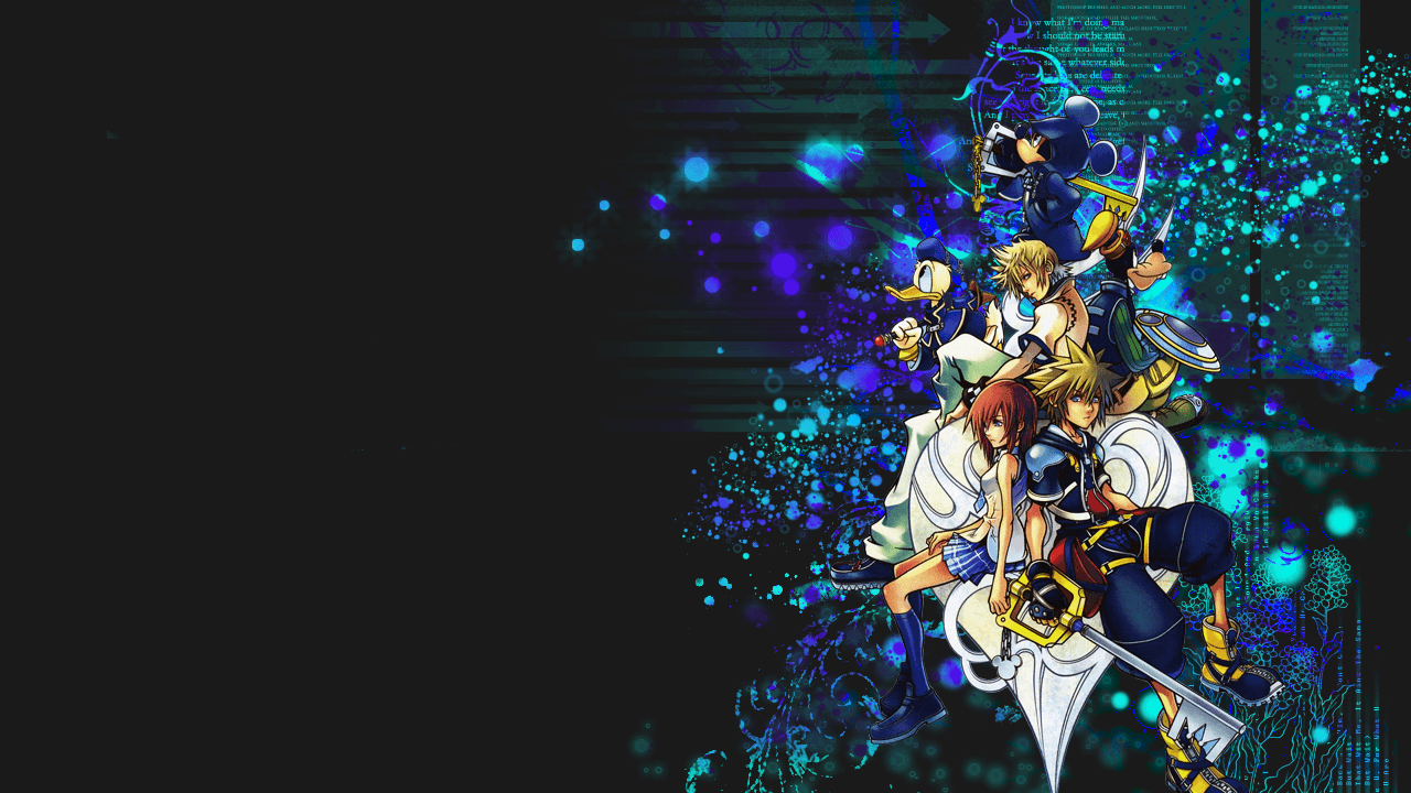 kingdom hearts background -#main