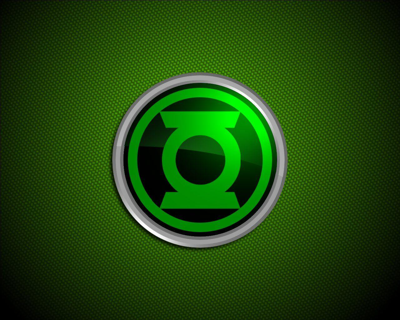 This is an image of Légend Green Latern Logo