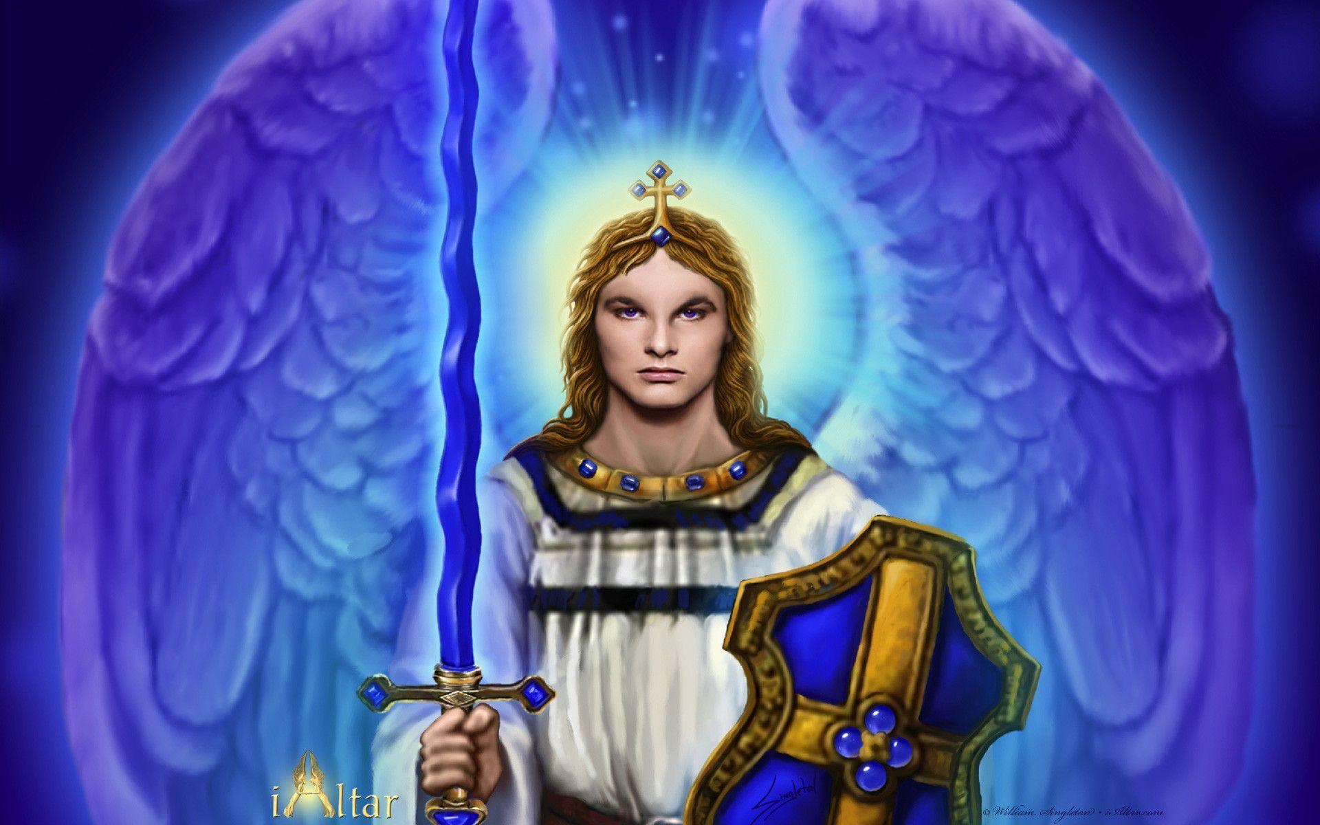 St Michael The Archangel Wallpapers - Wallpaper Cave