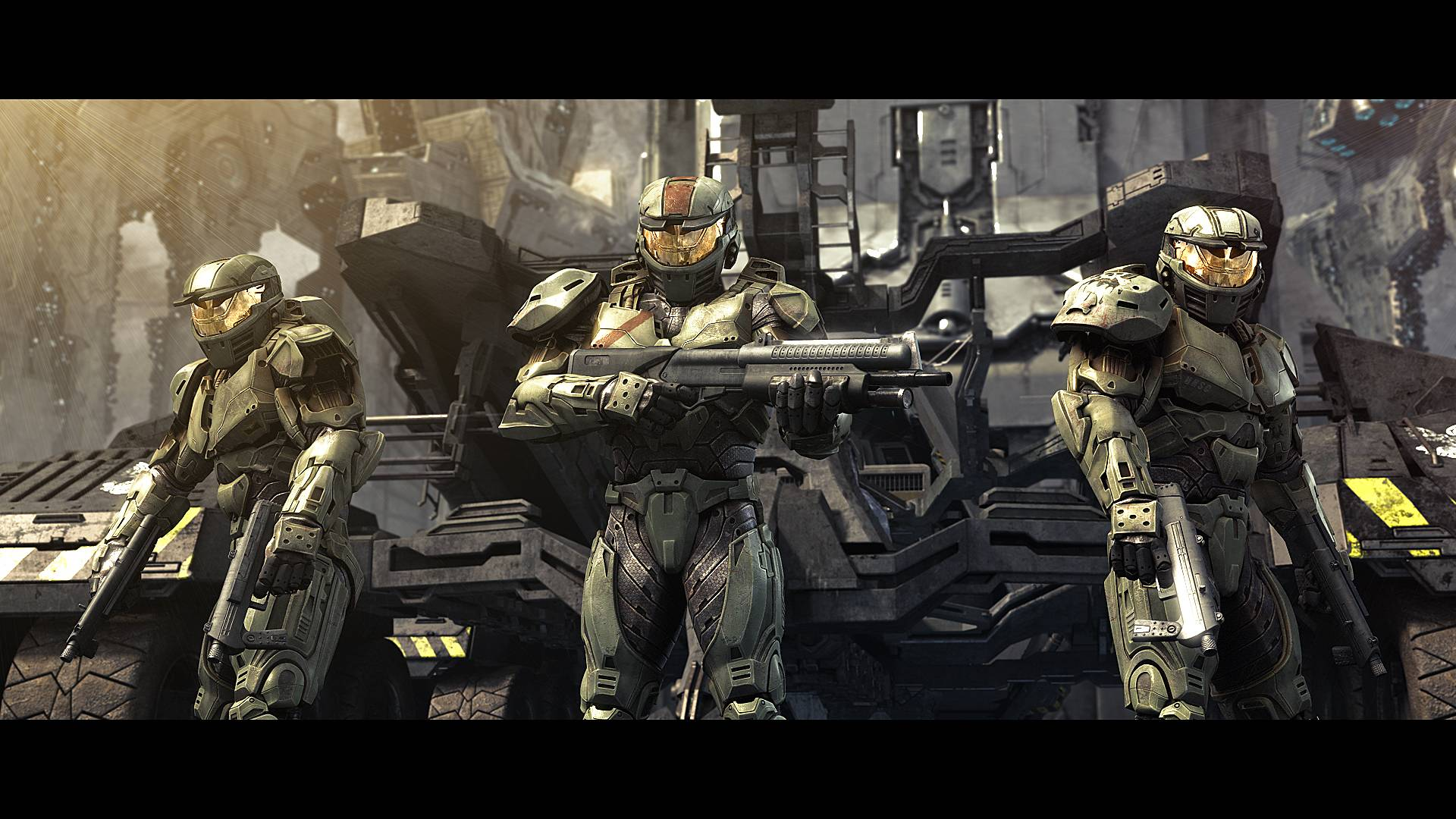 Wallpapers For Halo Spartan Wallpaper