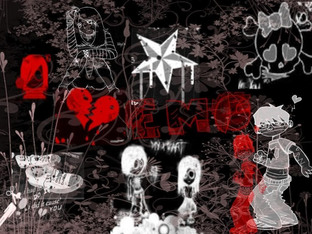2015 emo wallpapers wallpaper cave - Emo anime wallpaper ...