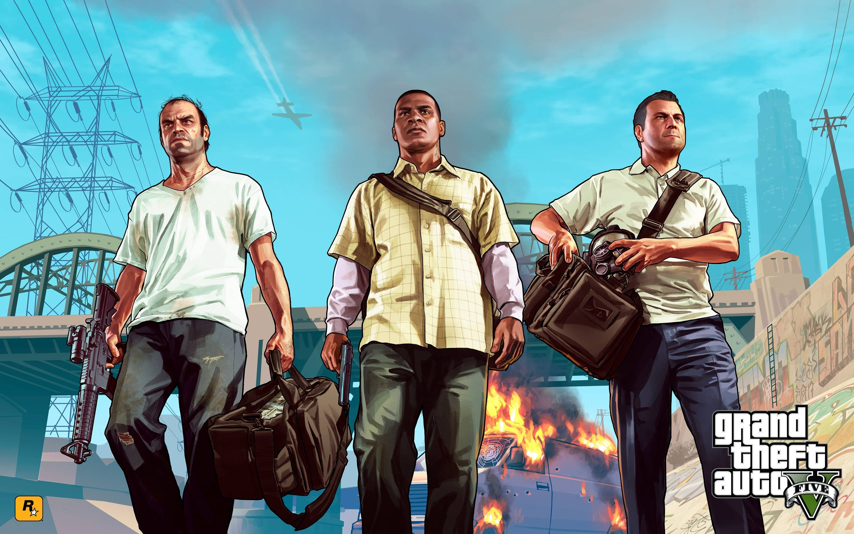 GTA HD Wallpapers