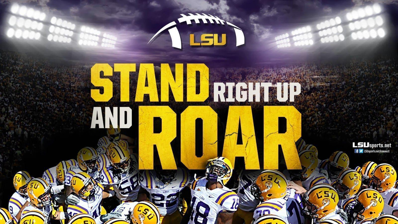 lsu tigers football wallpapers 2015 wallpaper cave
