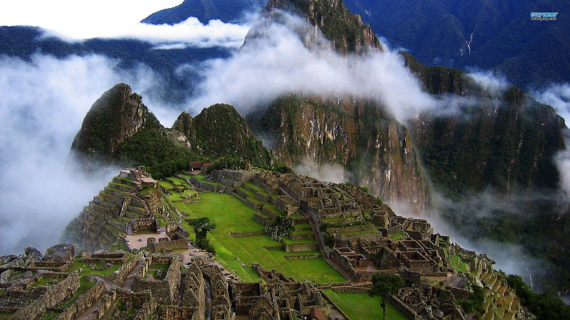 Download Nature Machu Wallpapers 1920x1080