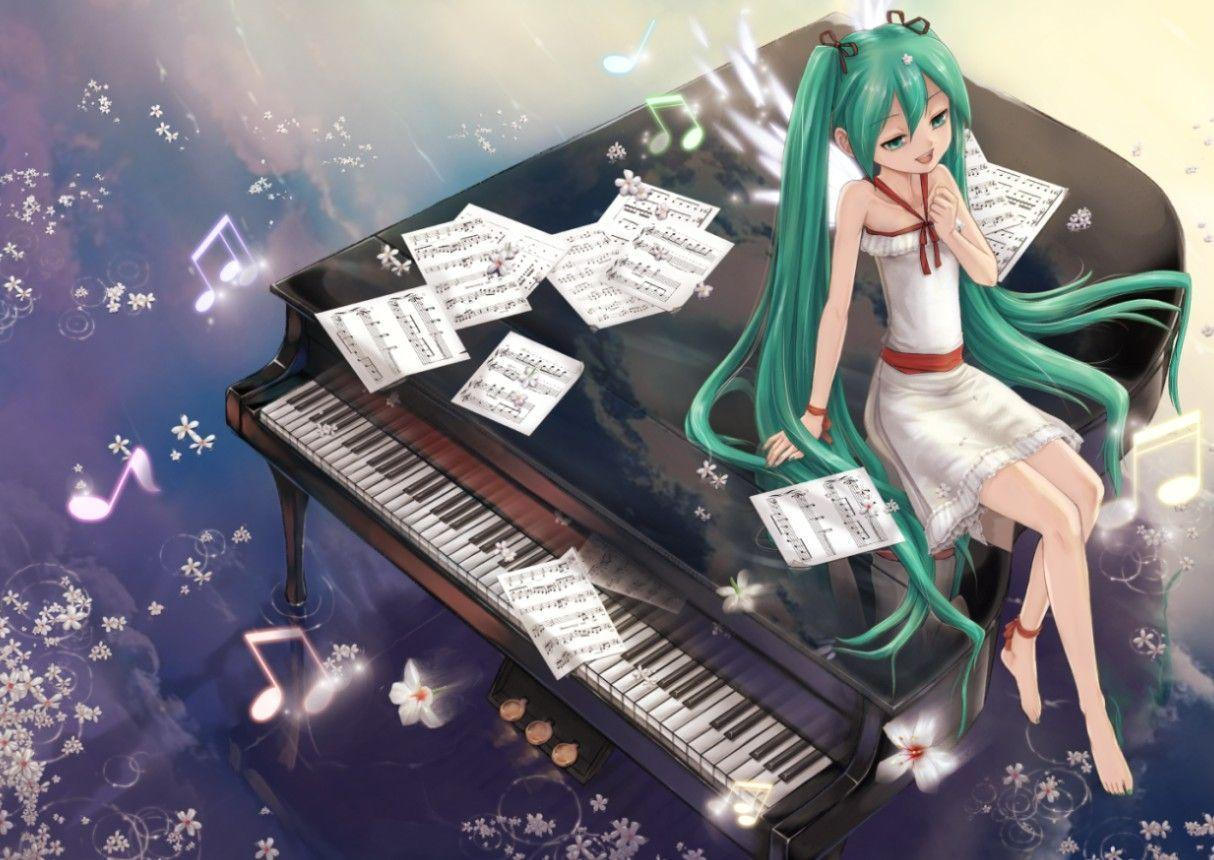 Music Anime Wallpapers - Wallpaper Cave