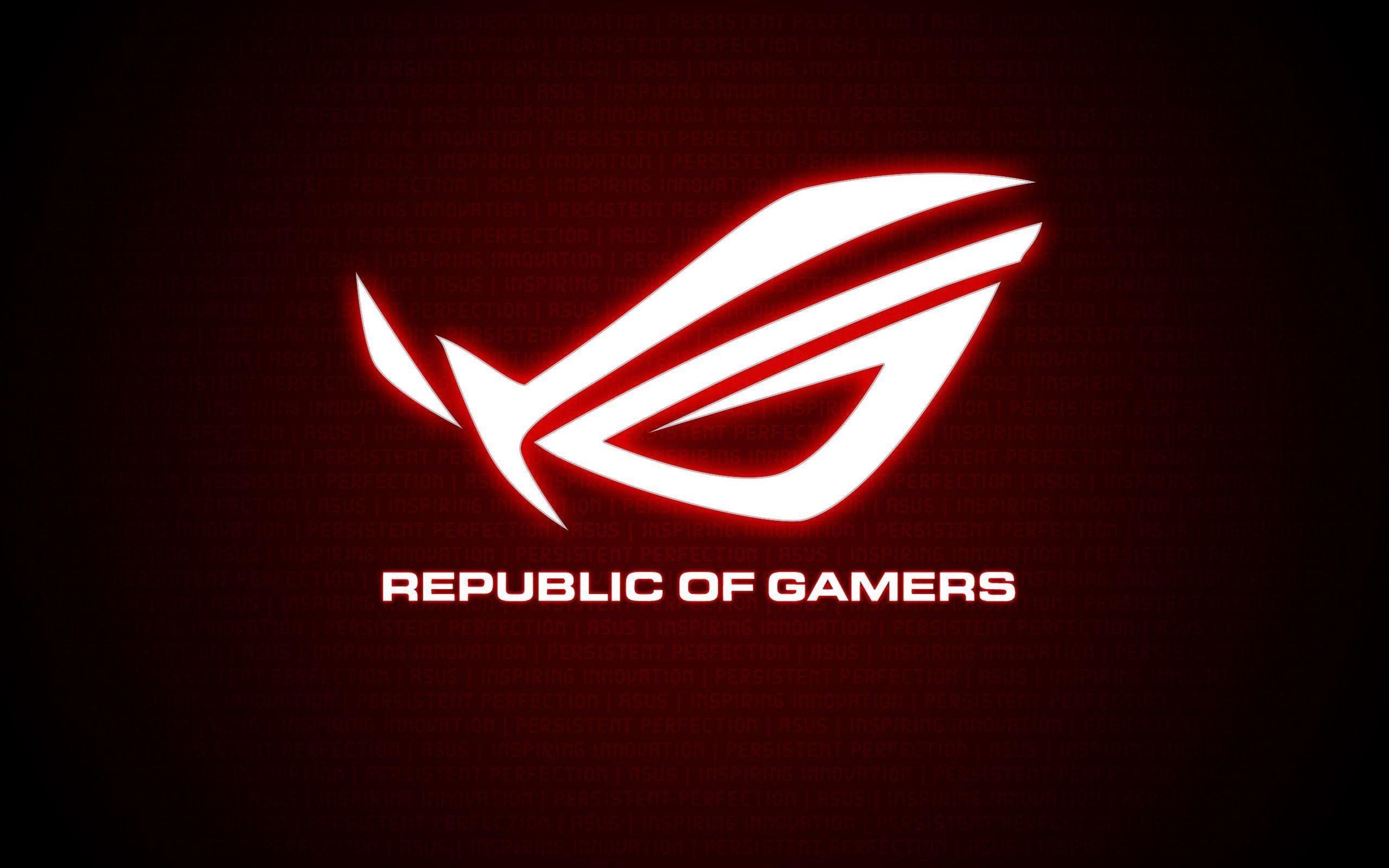 Rog Neon Logo 5k Hd Computer 4k Wallpapers Images: Republic Of Gamers Wallpapers