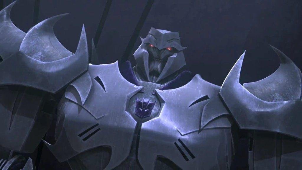 how to draw megatron from transformers prime