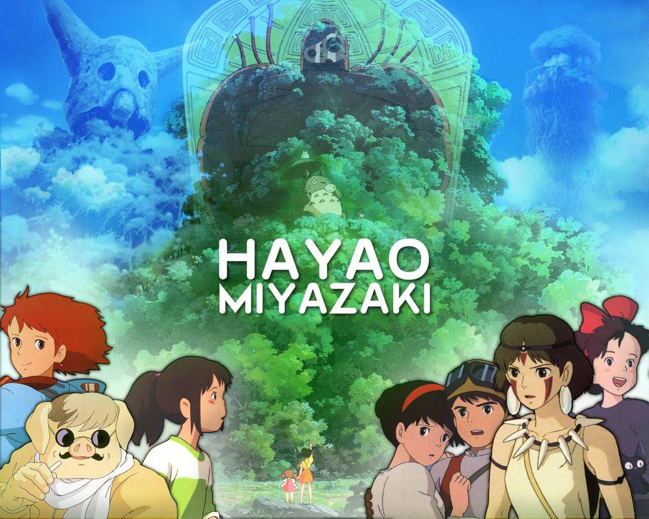 Studio Ghibli wallpapers Album on Imgur