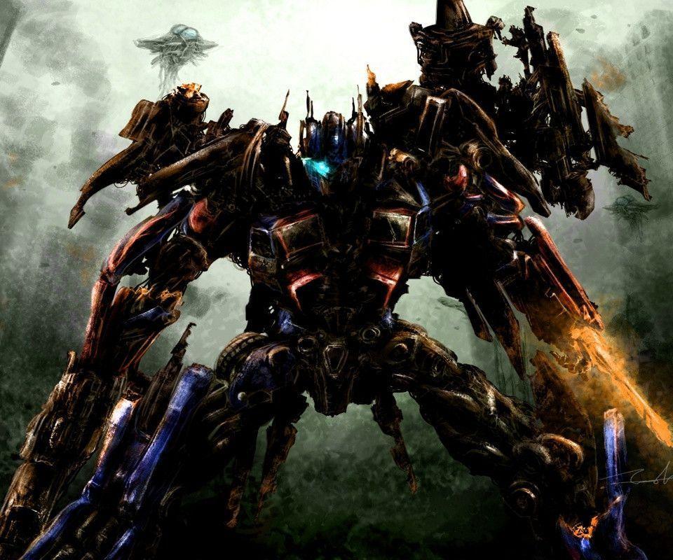 Optimus Prime Wallpapers
