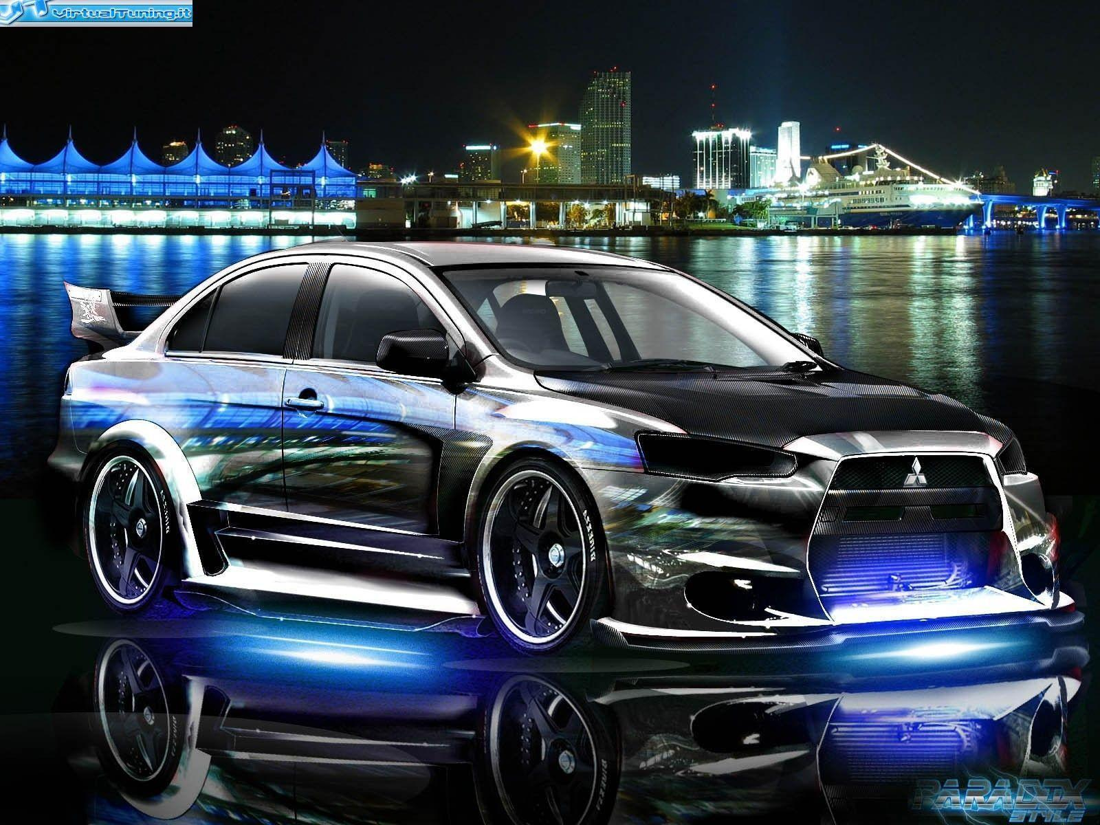 Mitsubishi Lancer Evolution Wallpapers For Iphon