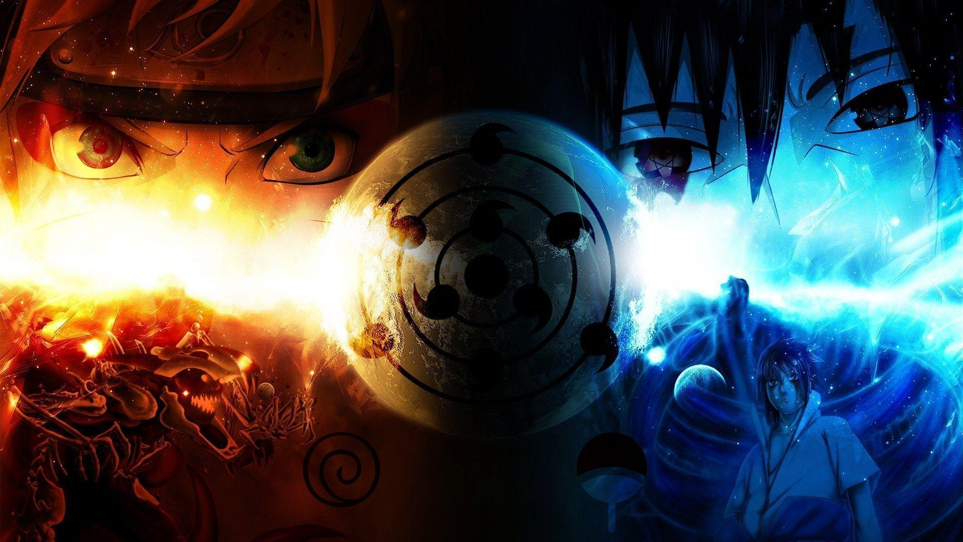 1920x1080 Naruto And Sasuke Wallpapers Hi Res W Wallpapers