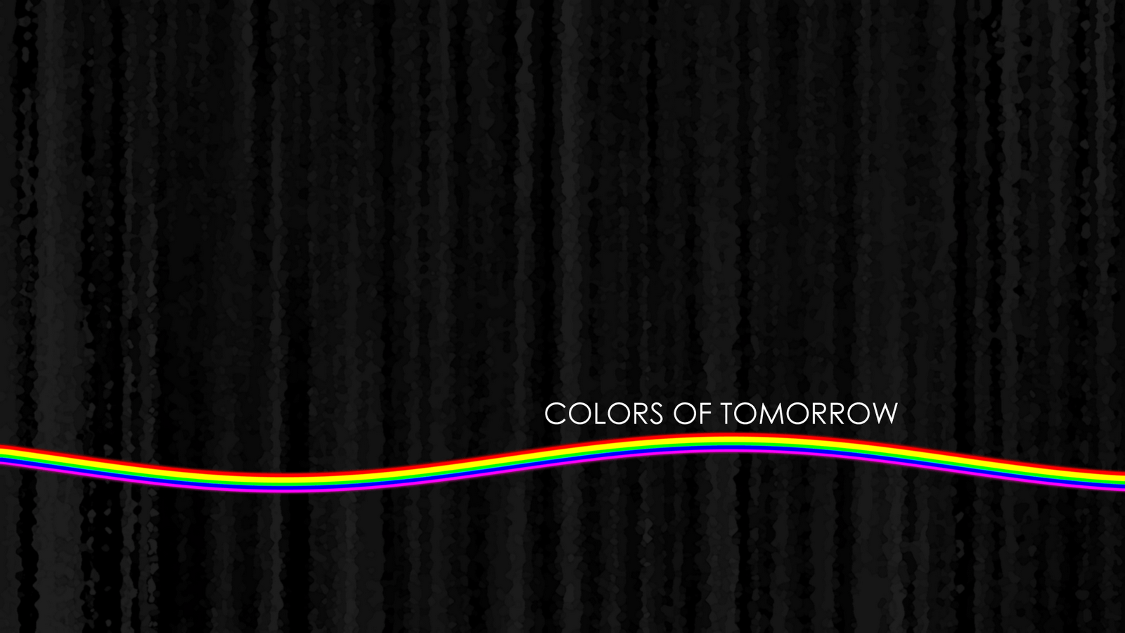 Rainbow equality wallpaper