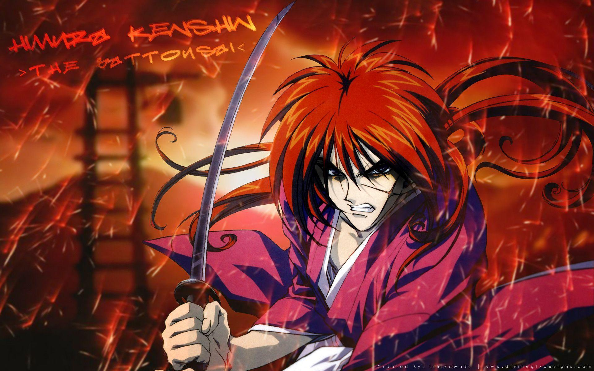 rurouni kenshin wallpaper - photo #13