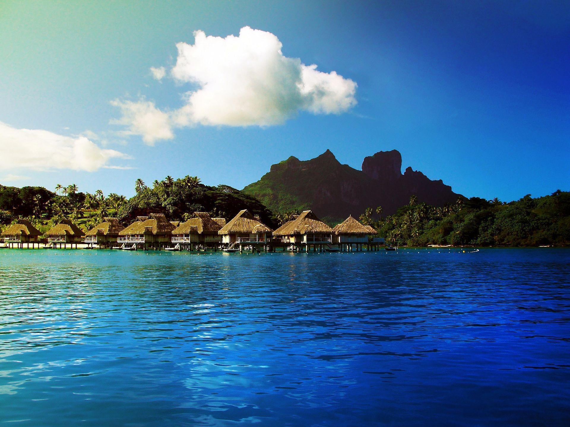 Bora Bora Backgrounds - Wallpaper Cave