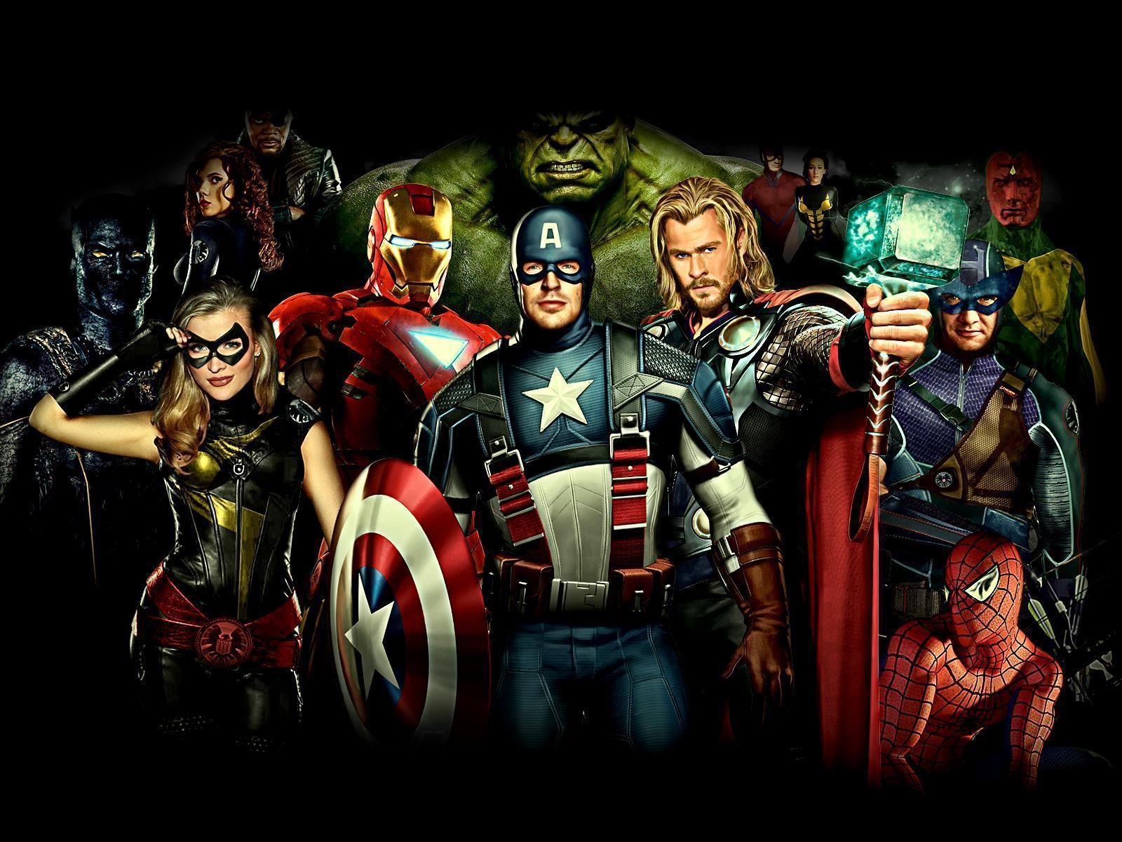 Avengers Wallpapers Hd Wallpaper Cave HD Wallpapers Download Free Images Wallpaper [1000image.com]