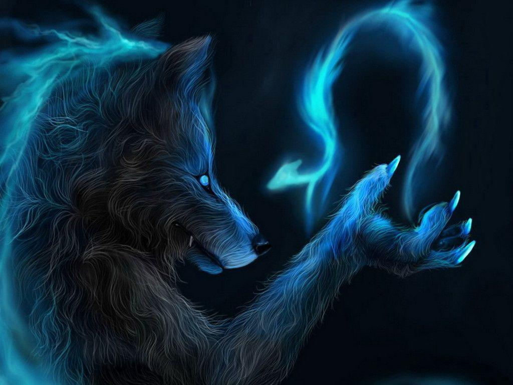 Wallpapers For > Cool Wolf Wallpapers