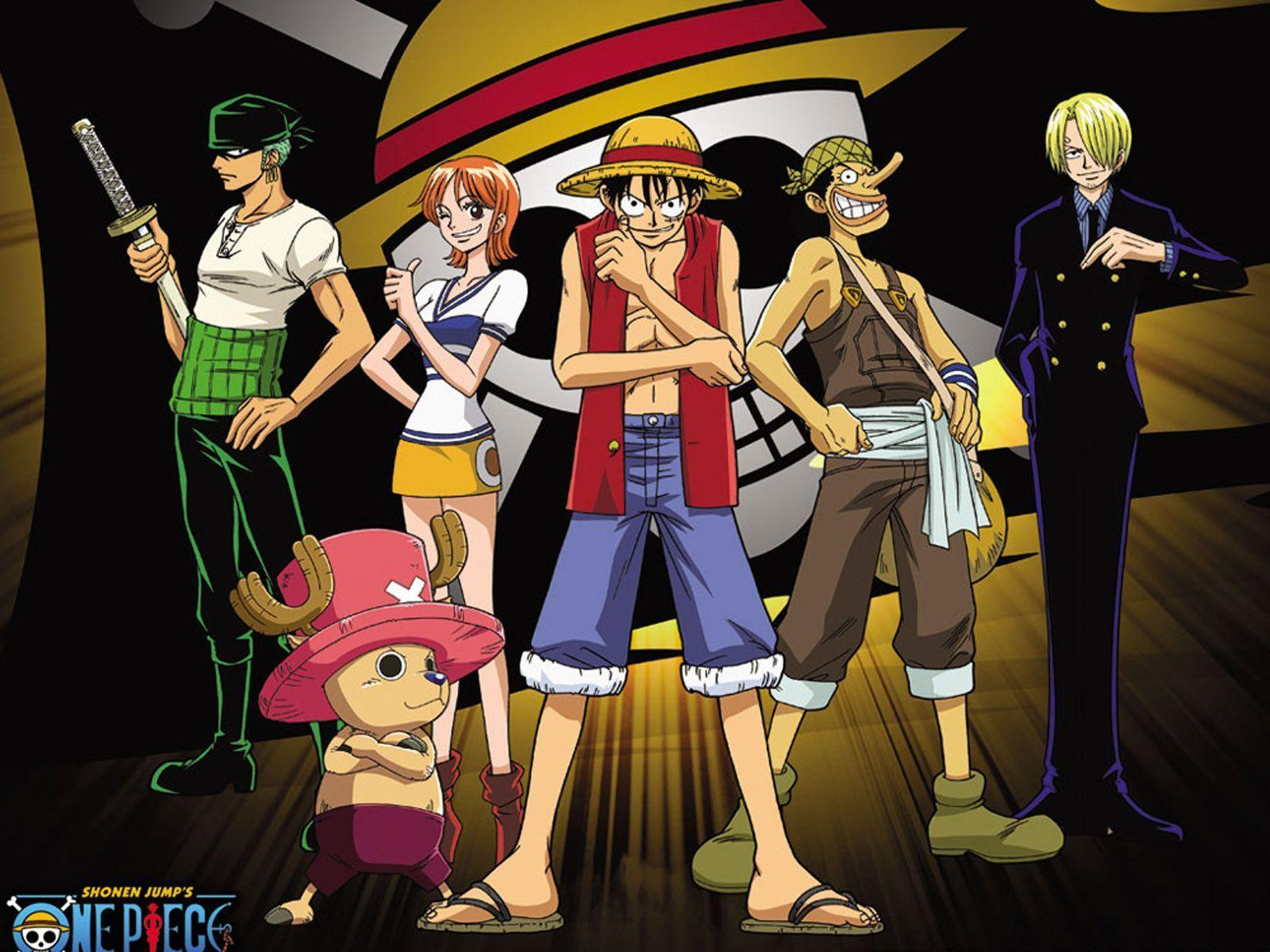 One Piece Crew Image Hd Wallpapers