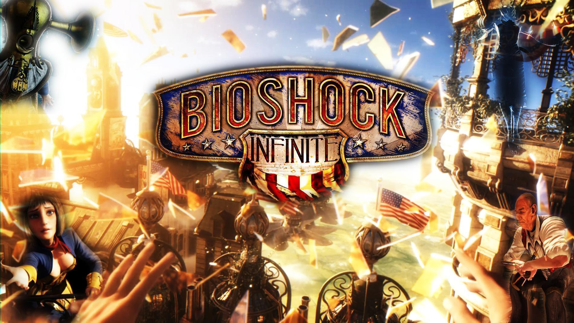 Bioshock Infinite Wallpapers High Definition 3709 Wallpapers