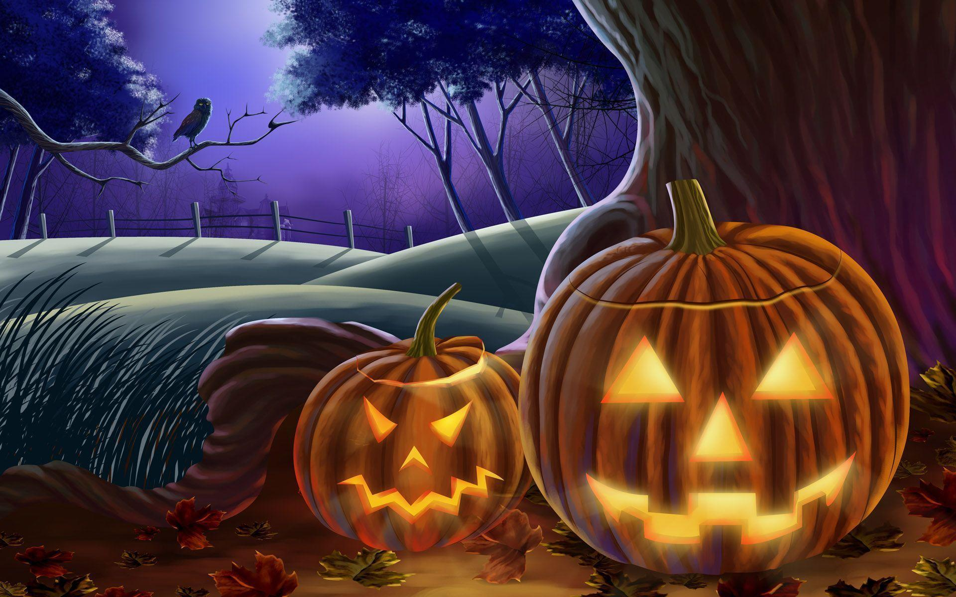 happy halloween background - photo #9