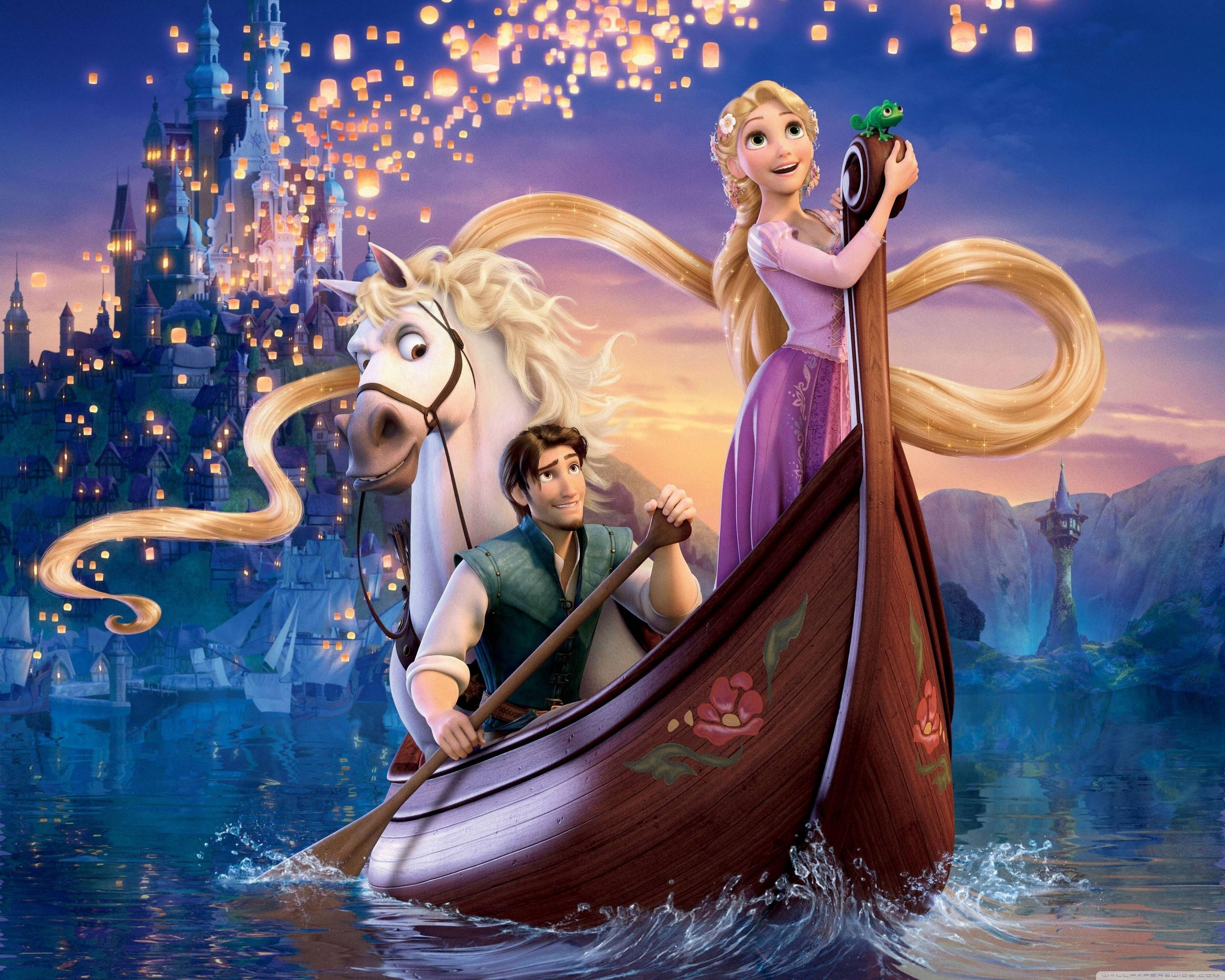 Tangled Rapunzel Wallpapers - Viewing Gallery