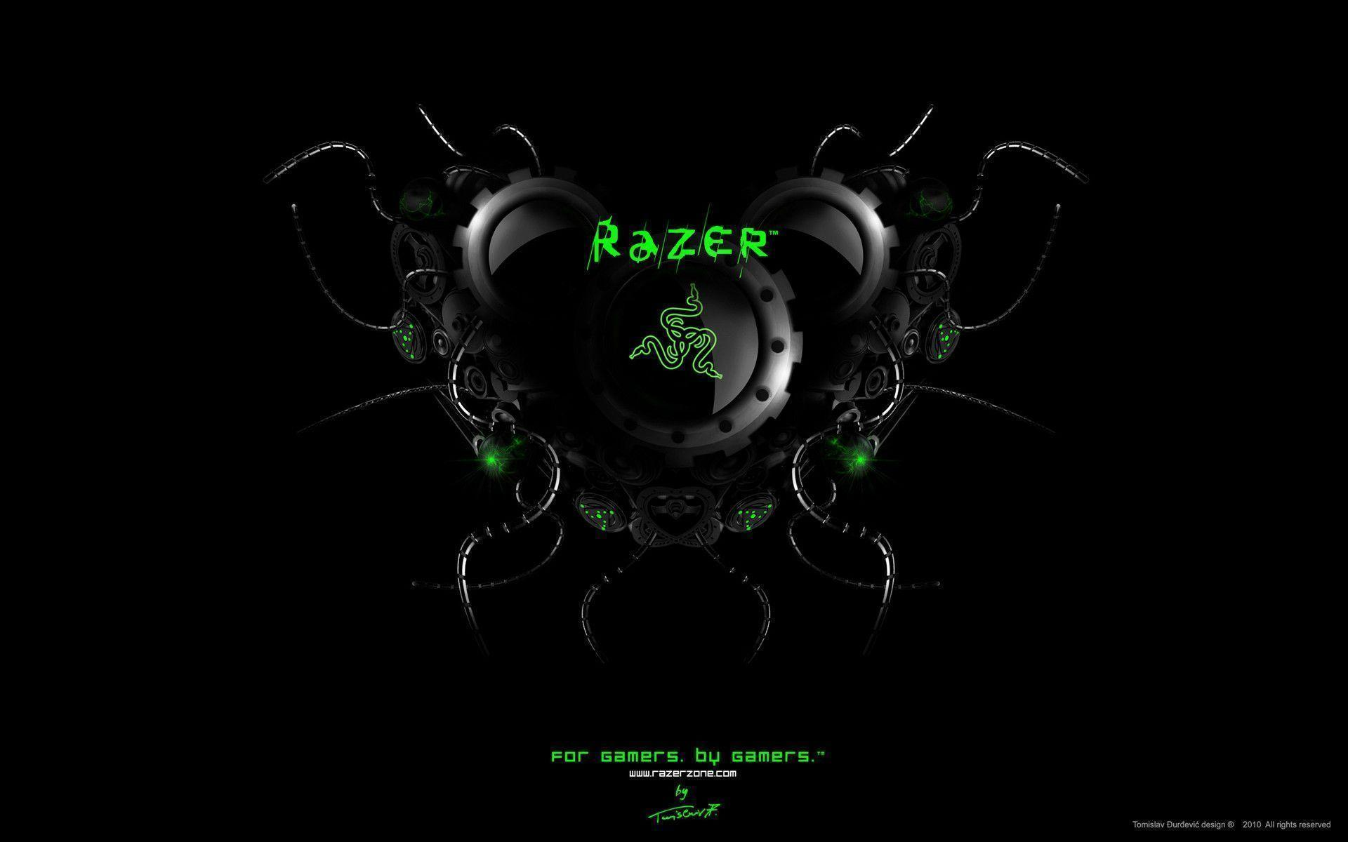 razer wallpaper 1920x1080 red - photo #38