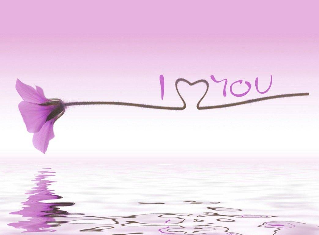 cute I Love U Wallpaper For Mobile : cute Love Backgrounds - Wallpaper cave