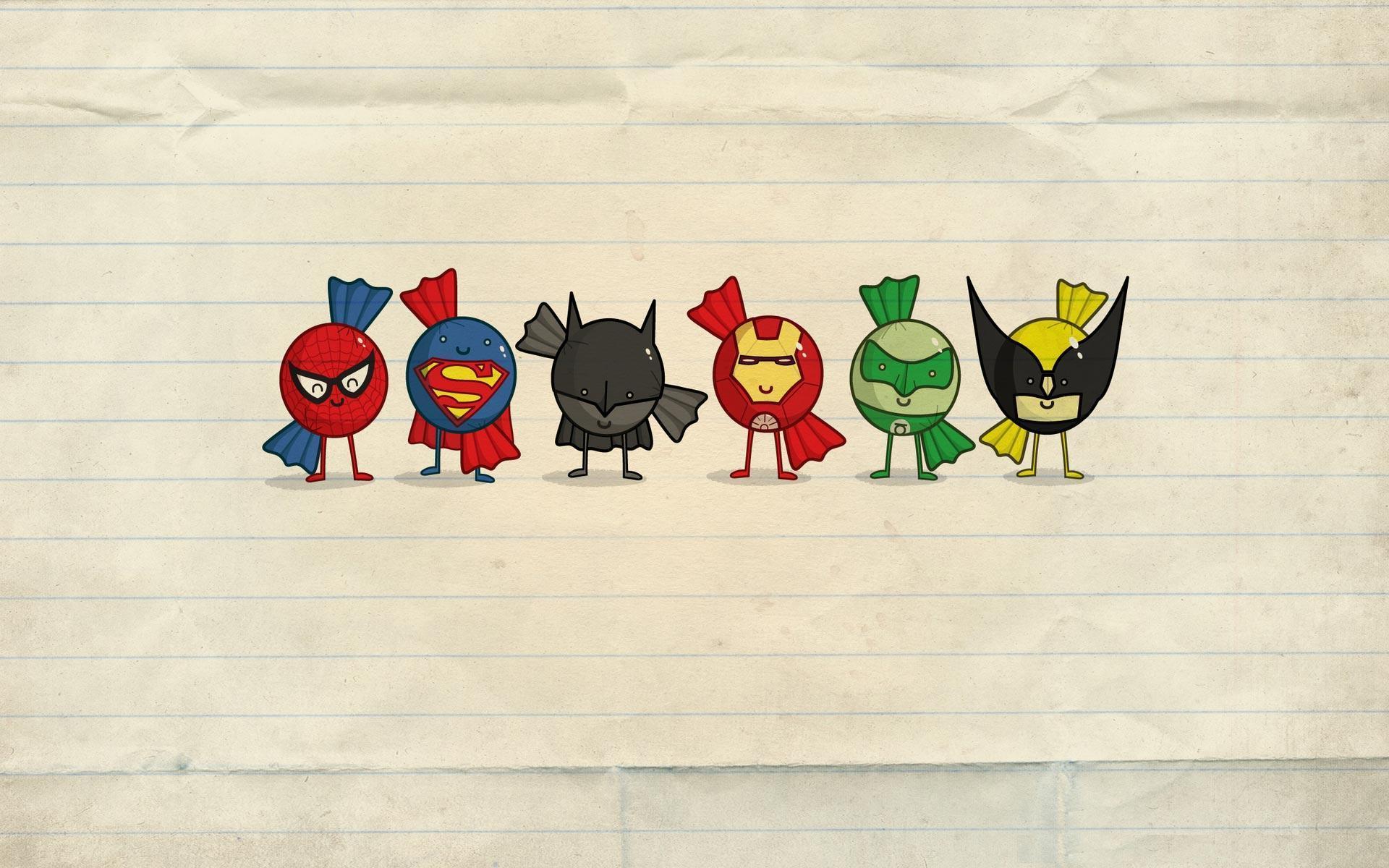 Hd wallpaper hero - Superhero Wallpaper 855666
