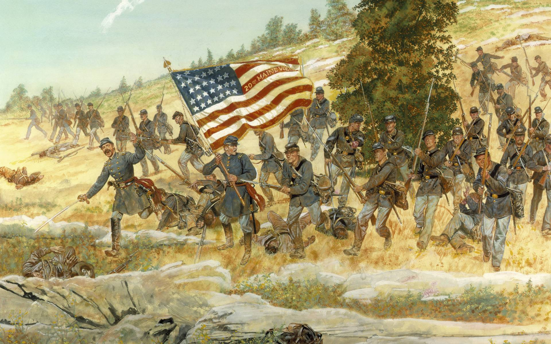 Exceptional American Civil War Amazing Hd  .