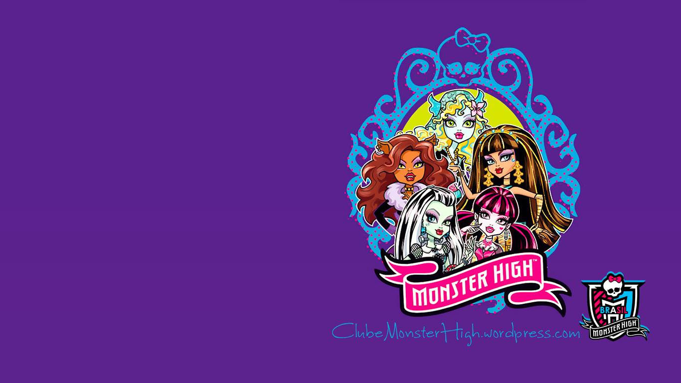 Fondos De Pantalla De Monster High