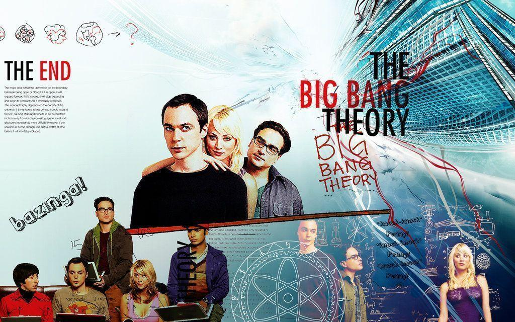 The Big Bang Theory TV Series - Barbaras HD Wallpapers