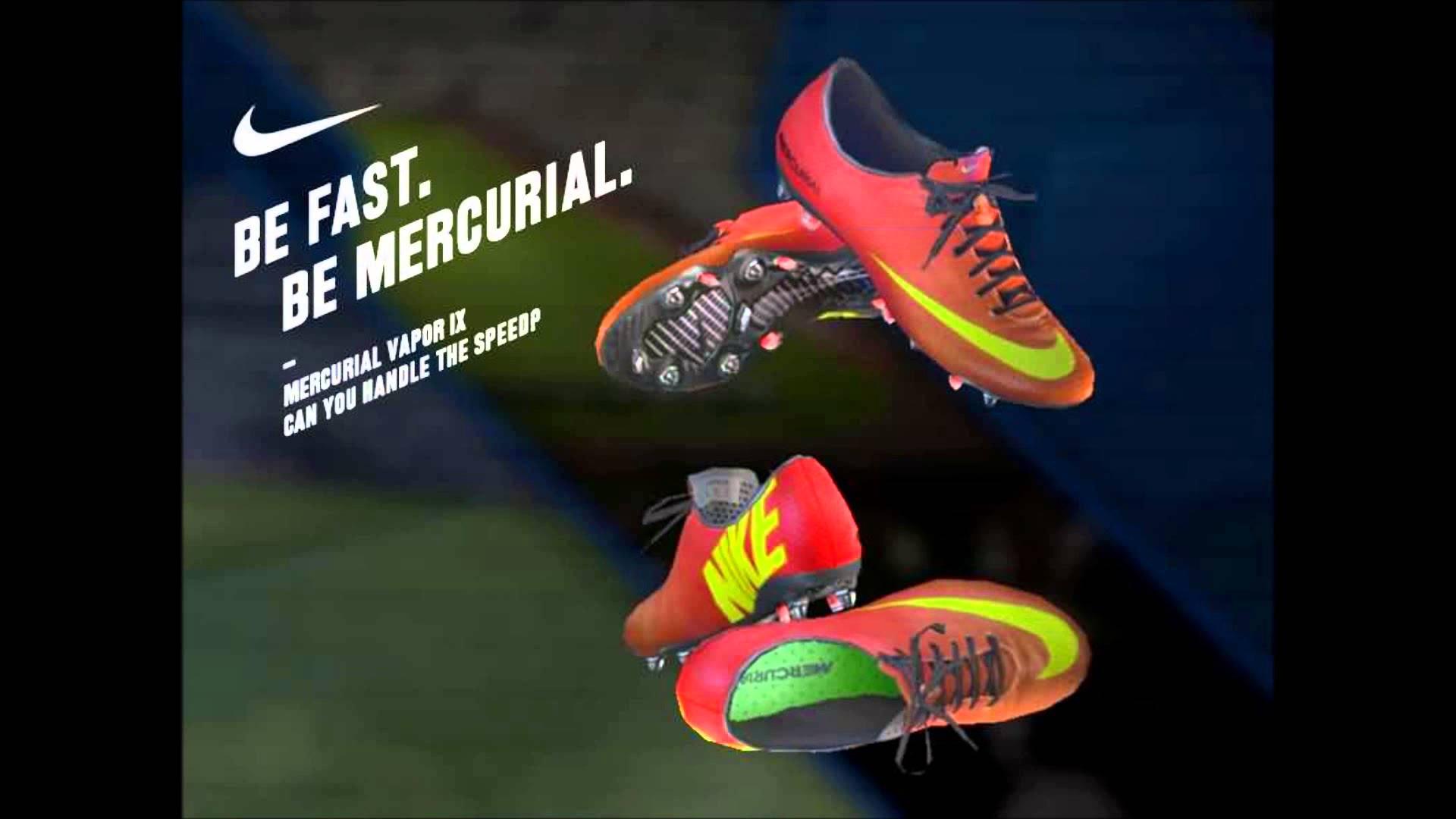 Nike Mercurial Cr7 2014