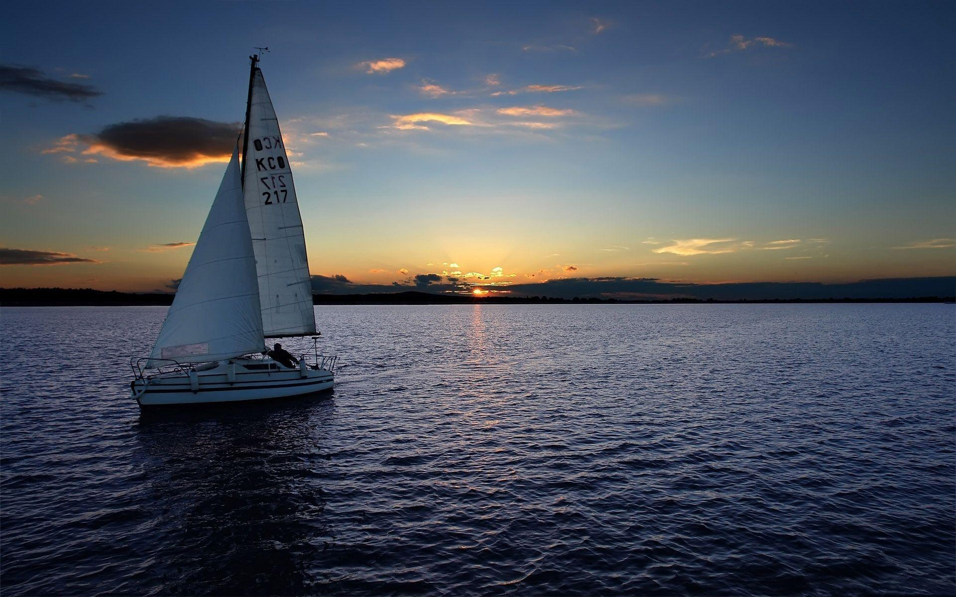 hungry for sailboat wallpaper - photo #2
