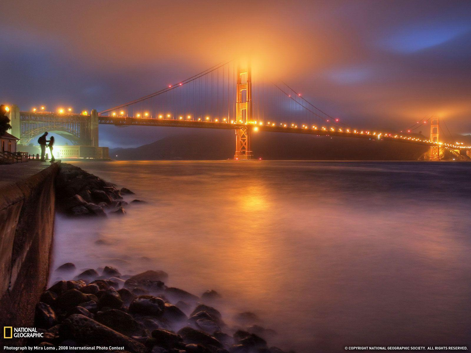 Golden Gate Bridge Photo, Travel Wallpapers